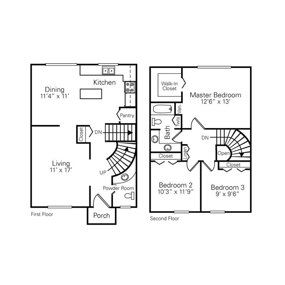 royal-woods-townhomes-apartments-for-rent-in-riverview-mi-floor-plans-4